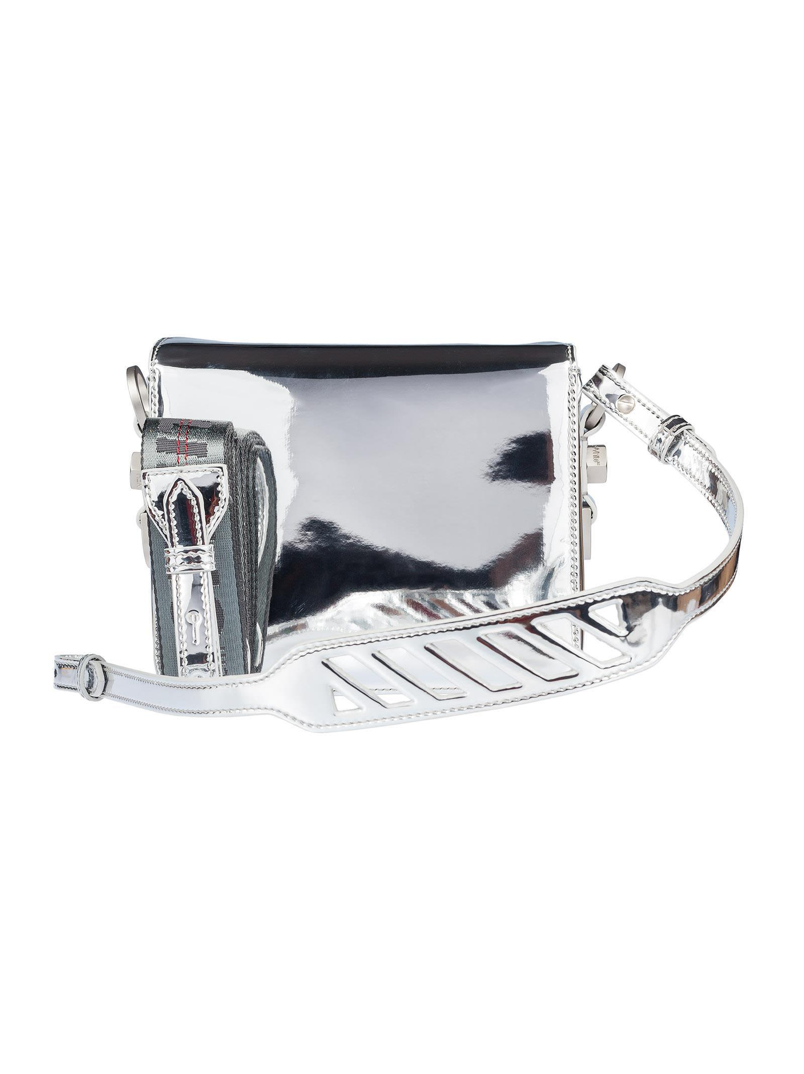 【VOGUE掲載】Off-White★Binder Clip Mirror ショルダーバッグ