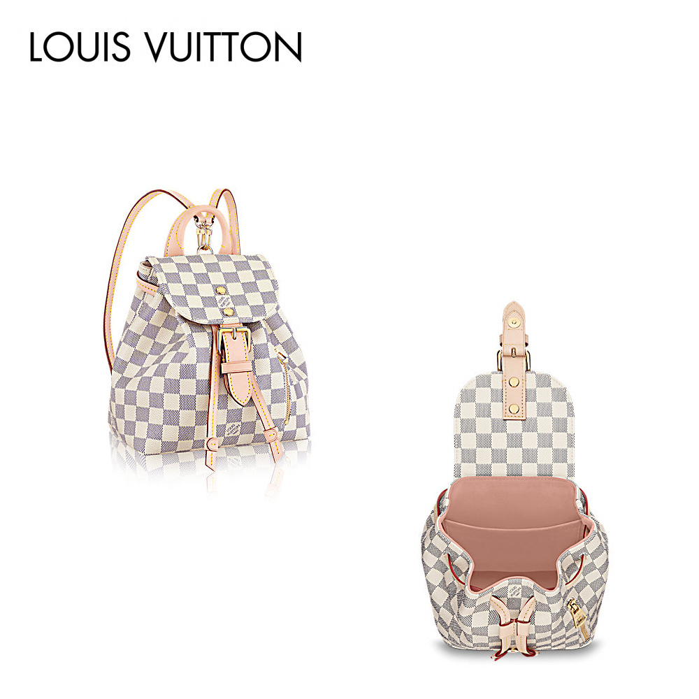 国内発関税込2017-18AW Louis Vuitton Palm Springs Backpack PM