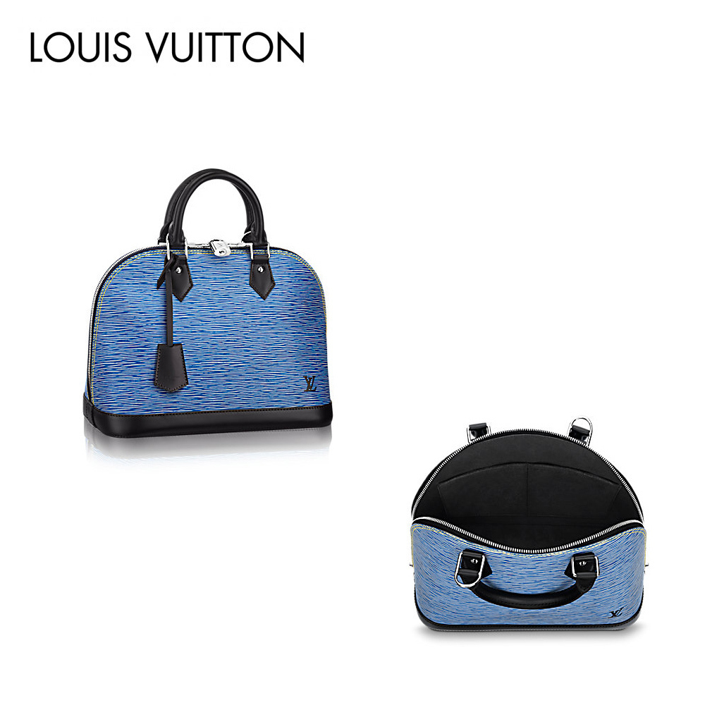 国内発関税込 2017-18AW Louis Vuitton Alma PM Epi Leather