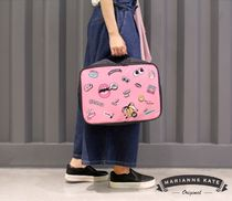 Marianne kate(マリアンケイト) バッグ Marianne kate★STYLE TRAVEL BAG (L)《追跡送料込》