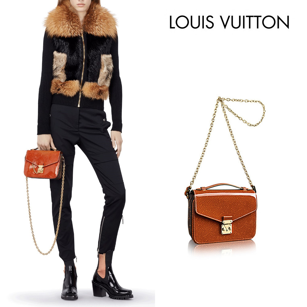 国内発関税込 2017-18AW Louis Vuitton Pochette Metis Mini