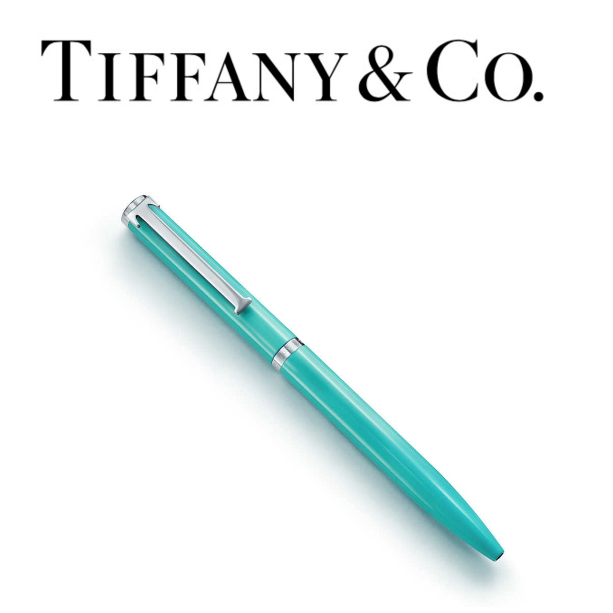 【TIFFANY&CO】●大人気●Executive Tiffany Ballpoint Pen