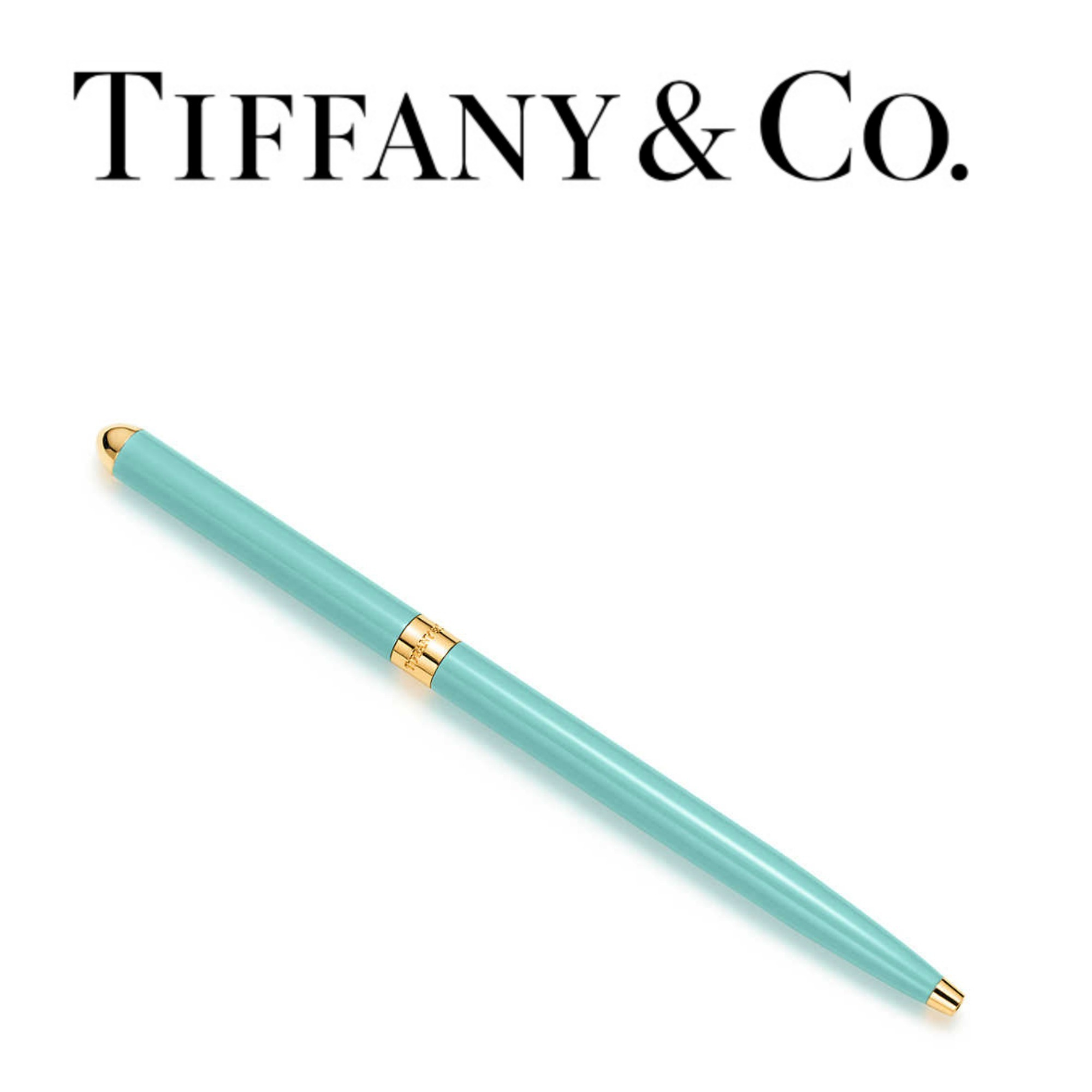 【TIFFANY&CO】●大人気●Tiffany Blue Purse Pen