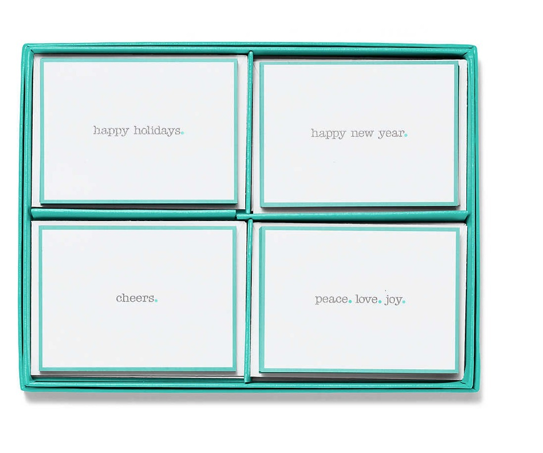 【TIFFANY&CO】●大人気●Punctuated Gift Cards