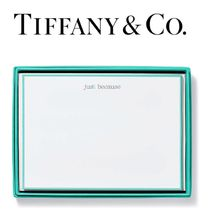 【TIFFANY&CO】●大人気●T Notecards