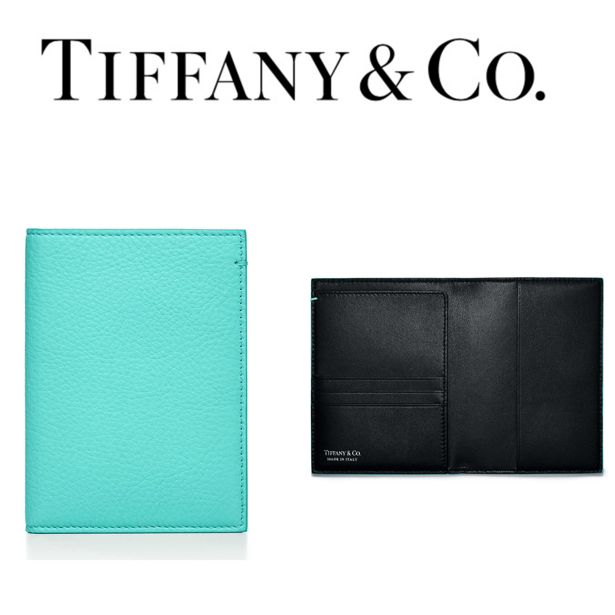 【TIFFANY&CO】●大人気●Passport Cover