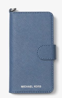MICHAEL MICHAEL KORS Saffiano iPhone7/8カバー[送料関税込み]