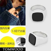 国内在庫・即納可能TOMWOOD Cushion-Black Onyx
