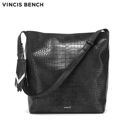 ◆VINCIS BENCH◆コンヒョジン着用 VD7SFBGHO099VAA バッグ