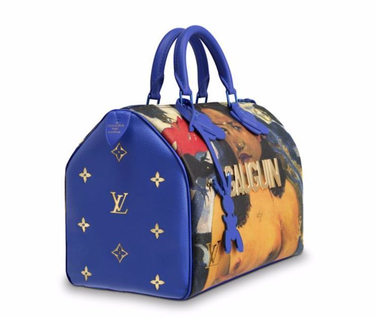 《Louis Vuitton》ルイヴィトン 限定 スピーディ 30  ゴーギャン
