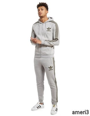 adidas Originals California セットアップ グレー