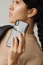 FELONY CASE POLISHED MARBLE XP TYPE CASE iPhoneX