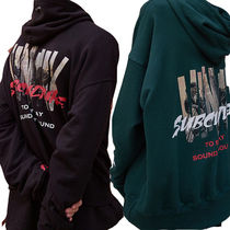 SHETHISCOMMA  SUBCULTURE HOOD T 2カラー