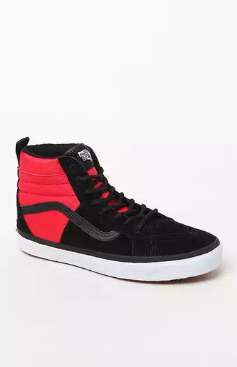 FW17 VANS THE NORTH FACE SK8-HI 46 MTE DX MEN'S BOYS送料無料