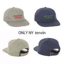 2017AW新作!ONLY NY☆Sporting Goods Polo Hat 2色 国内発送