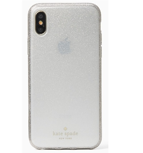 【国内発送】GLITTER OMBRE IPHONE X CASE セール