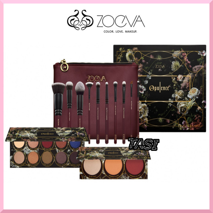 Zoeva★ゴージャス♪ OPULENCE COLLECTION SET 3点セット★送込