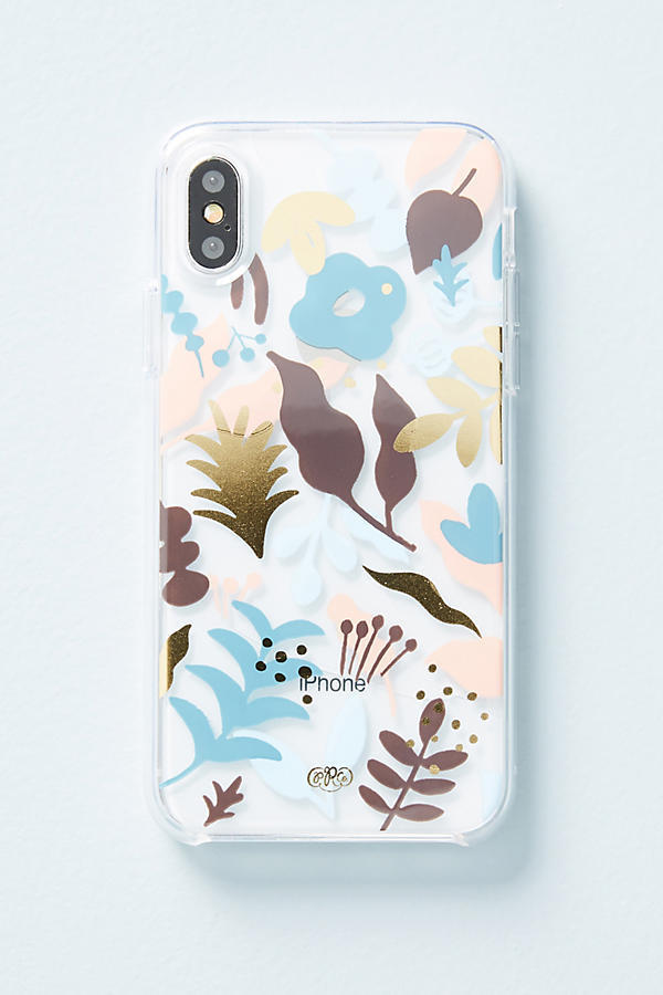 iPhoneX★Anthropologie★Rifle Paper Co.コラボ Sun ケース