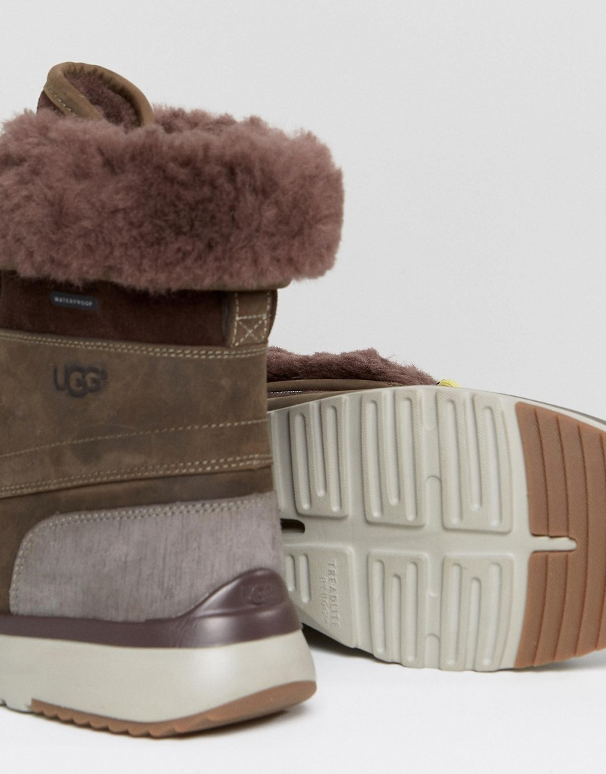 UGG Eliasson Treadlite Waterproof Leather Duck Boots
