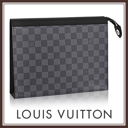 LOUIS VUITTON 国内発送 ポシェット・ヴォワヤージュ MM N41696