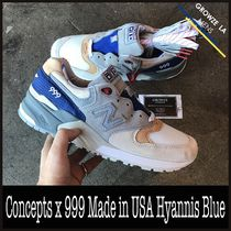 ★【New Balance】Concepts x 999 Made in USA Hyannis Blue