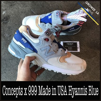 separation shoes b02a3 9b771 ★【New Balance】Concepts x 999 Made in USA Hyannis Blue