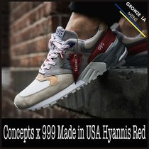 New Balance(ニューバランス) スニーカー ★【New Balance】Concepts x 999 Made in USA Hyannis Red