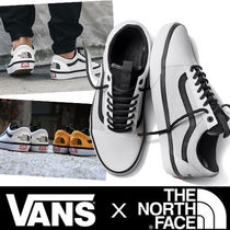 ●VANS The North Face コラボ●日本未 Old Skool MTE DX 白即発