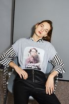 【TOPSHOP】'Never Forget' Tシャツ