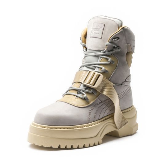FENTY WOMEN'S WINTER BOOT NUBUCK