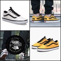 【即発】激レア最強コラボ!Vans x Noth Face OLD SKOOL MTE DX