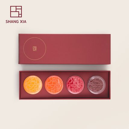 SHANG XIA by HERMES キャンドル4個セット