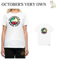 OCTOBERS VERY OWN(オクトーバーズ ベリー オウン) Tシャツ・カットソー 【OVO X ROOTS】☆激レアコラボ☆OVO X ROOTS WOMEN'S TEE
