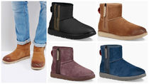 ★UGG Mens Classic Mini Zip Waterproof ウォータープルーフ★