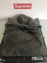 ***KITH*** CLASSIC LOGO HOODIE OLIVE **Size-Small**