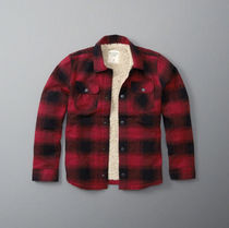 Sherpa Lined Flannel Jacket この冬はこれ!