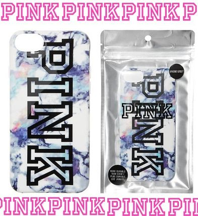 Victoria's Secret iPhone・スマホケース New!! 【PINK・VS】 ロゴデザイン★iPhone6/6s/7/8 ケース(2)