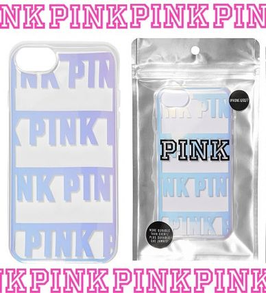 Victoria's Secret iPhone・スマホケース New!! 【PINK・VS】 ロゴデザイン★iPhone6/6s/7/8 ケース(3)