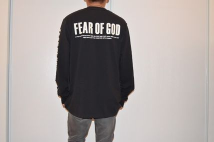 FEAR OF GOD Tシャツ・カットソー FEAR OF GOD(フィアオブゴッド)Inside Out L/S Merch Tee/S-XL(2)