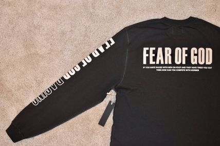 FEAR OF GOD Tシャツ・カットソー FEAR OF GOD(フィアオブゴッド)Inside Out L/S Merch Tee/S-XL(5)