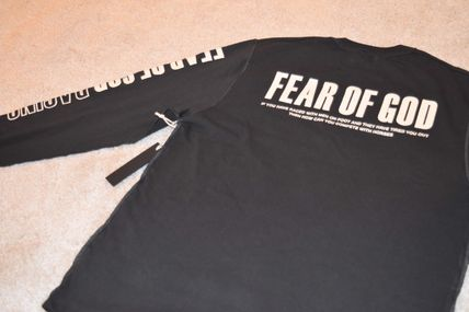 FEAR OF GOD Tシャツ・カットソー FEAR OF GOD(フィアオブゴッド)Inside Out L/S Merch Tee/S-XL(7)