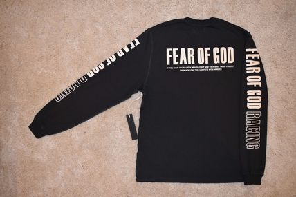 FEAR OF GOD Tシャツ・カットソー FEAR OF GOD(フィアオブゴッド)Inside Out L/S Merch Tee/S-XL(10)