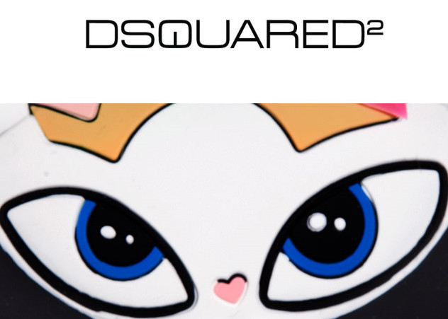 ◆ DSQUARED2 ◆ iPhone 7ケース W17IT2005 337 2124