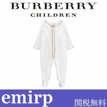 BURBERRY★BABY★VELOUR JACEYベビーグロー