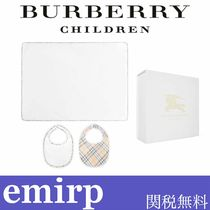 BURBERRY★BABY★ギフトセット★スタイ2PIECE&ブランケット