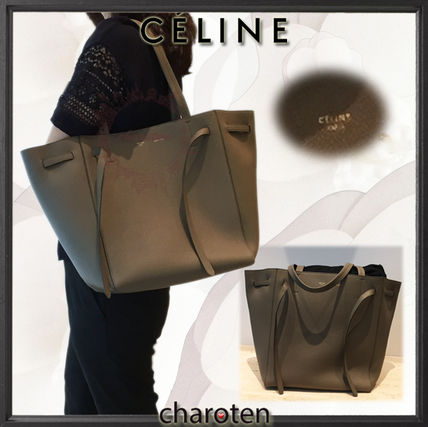 CELINE マザーズバッグ 【関税補償・追跡付】人気トープ♡限定カバスファントムS