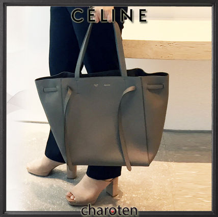CELINE マザーズバッグ 【関税補償・追跡付】人気トープ♡限定カバスファントムS(2)