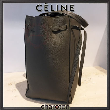 CELINE マザーズバッグ 【関税補償・追跡付】人気トープ♡限定カバスファントムS(4)