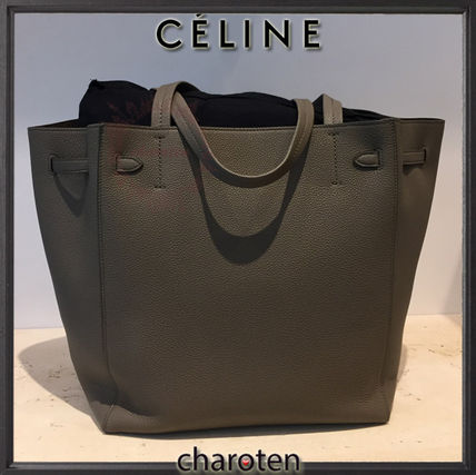CELINE マザーズバッグ 【関税補償・追跡付】人気トープ♡限定カバスファントムS(6)