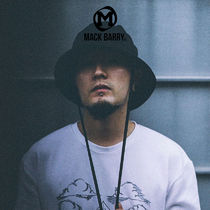 MACK BARRY(マクべーリ) ハット ★MACK BARRY★ MCBRY STRAP BUCKET HAT